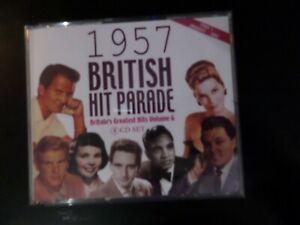 4-DISC-CD-ALBUM-1957-BRITISH-HIT-PARADE-BRITAINS-GREATEST-HITS-VOL-6-PT-1