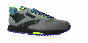Reebok-Mens-Grey-Mineral-Mist-Running-Shoes-Size-10-5