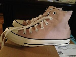 a1dc29d33efe Particle beige Chuck Taylor All star converse Custom Women Size 7.5 ...
