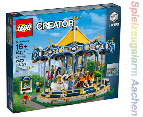 8883 LEGO 10257 Creator Karussell Exklusive Set ink 88000 Carousel Neu N7//17