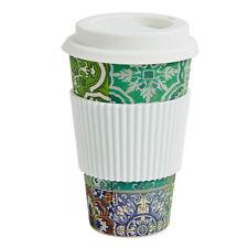 NORDAL Kaffeebecher Coffee to Go Bambus bunt