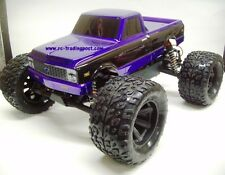 1972 Chevy C10 Custom Painted 1/10 RC Monster Truck Body For Traxxas Stampede