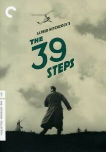 39-Steps-Criterion-Collection-REGION-1-DVD-New