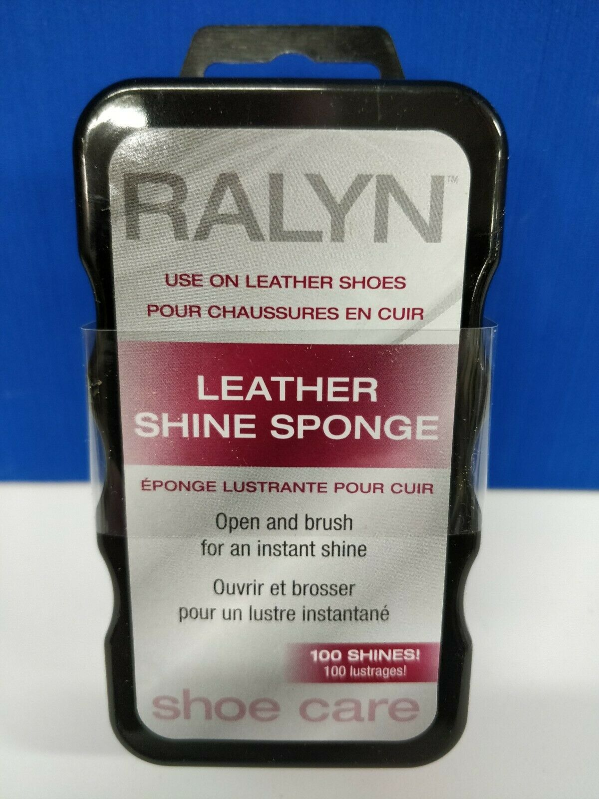 Shoe Care Products Instant Shine