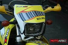 MOTO ARBO SUZUKI DRZ400 DRZ400SM DRZ400 FRONT HEADLIGHT DECAL NUMBER PLATE