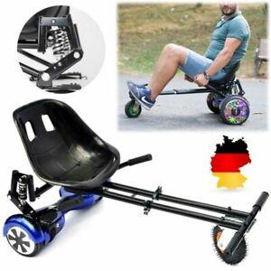 hoverseat hoverboard sitz go kart hoverkart balance e scooter mit federung dhl ebay. Black Bedroom Furniture Sets. Home Design Ideas