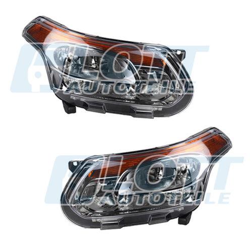 Hauptscheinwerfer links rechts Scheinwerfer H7//H1 für CITROEN C3 PICASSO 11//09