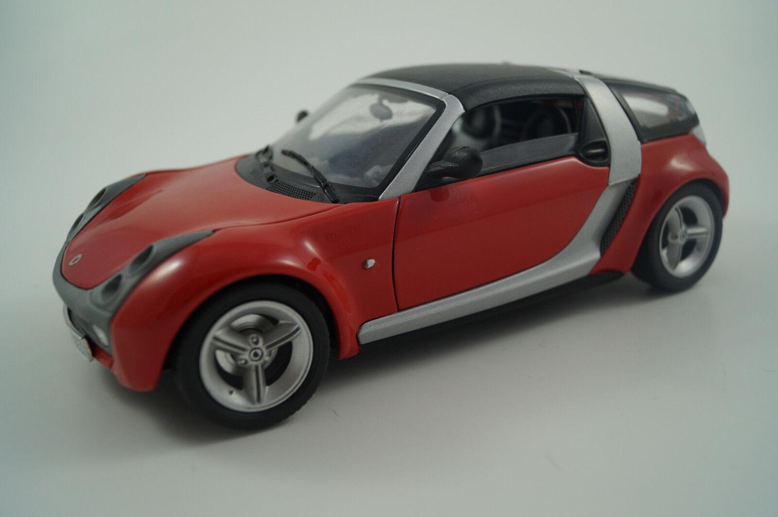 BBURAGO BURAGO voiture miniature 1 18 Smart