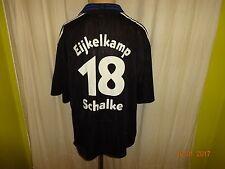"FC Schalke 04 Adidas Auswärts Trikot 1997/98 ""VELTINS"" + Nr.18 Eijkelkamp Gr.XXL"