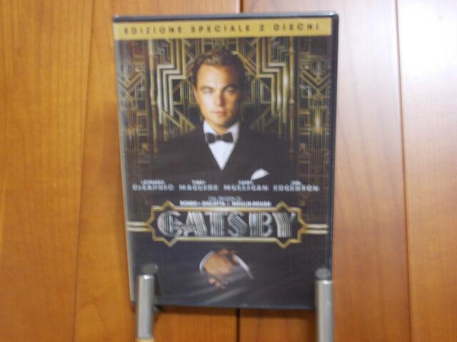 IL GRANDE GATSBY di Baz Luhrmann (2013) EDIZ. SPECIALE 2 DVD