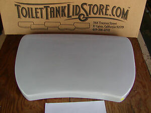 American Standard 4014 Toilet Tank Lid Cadet Ii For 14 Rough In