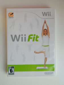 Wii-Fit-Game-Only-in-Case-Nintendo-Wii