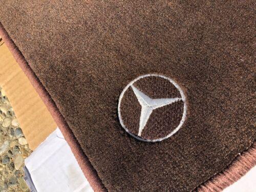 4-Matic 1989-1995 Mercedes-Benz W124 floor mats E320 E420 E500 300E 400E 500E