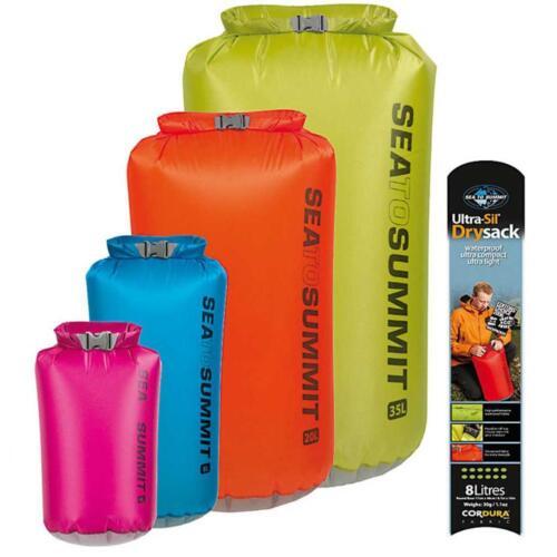 Sea To Summit Ultra-Sil étanche Dry Sack Bag - 1L, 2L, 4L, 8L, 13L, 20L, 35L