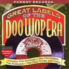 Great Labels of Doo Wop: Parrot by Various Artists (CD, May-2006, Collectables)