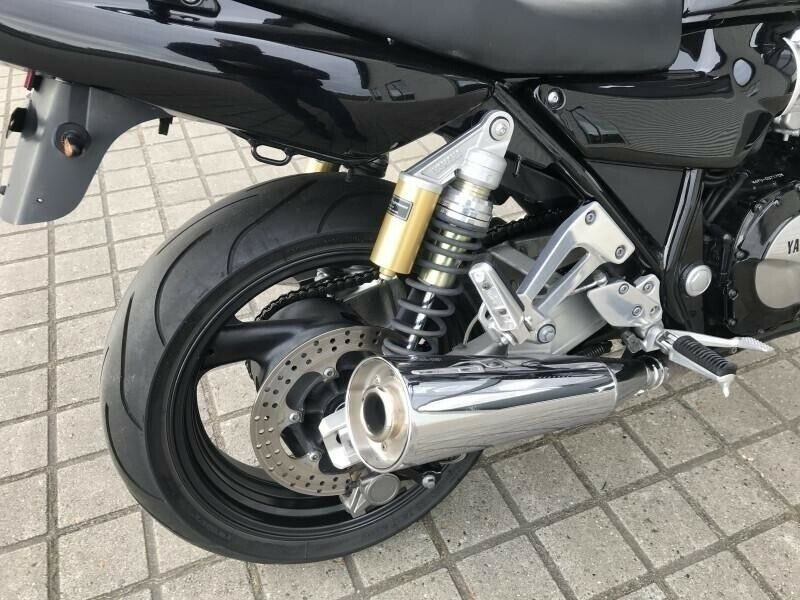 Yamaha, XJR 1200, ccm 1188