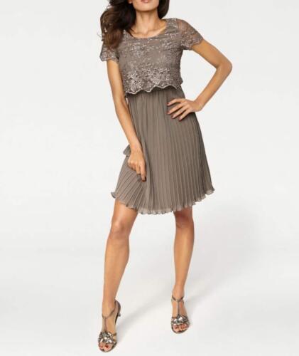 Designer Neu Kleid Von Ashley 42 Größe Brooke qqgBnr