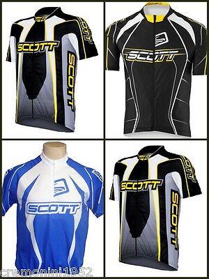 SCOTT abbigliamento ciclismo bici salopette corta mtb corsa bike wear bib short