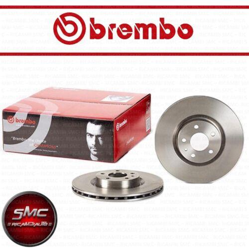 W245 B180 B200 ANTERIORE DISCHI FRENO BREMBO MERCEDES CLASSE B