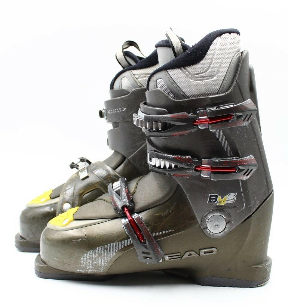 Head BYS Ski Boots  - Size 11.5   Mondo 29.5 Used  hastened to see