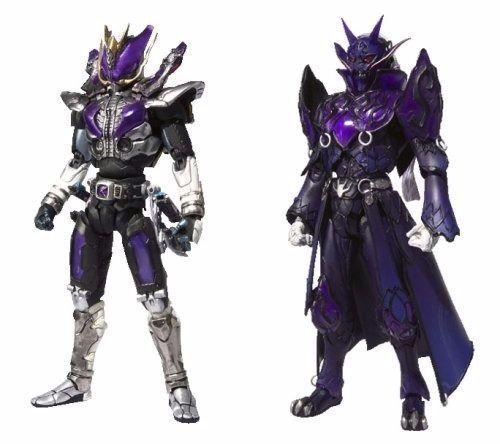 S. I. C. Vol.43 Masked Kamen Rider Den-O Pistola Forma & Ryutaros Imagin Figura