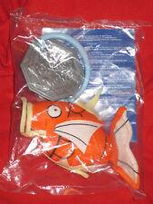 1 Pokemon Karpador/Stofftier/11cm/Neu/Magikarp/figure/plush/figur/Burger King