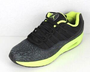 Lacets Noir Homme Air Jordan Vert Néon À Chaussures Baskets 8 Taille RYSZX5xqZ