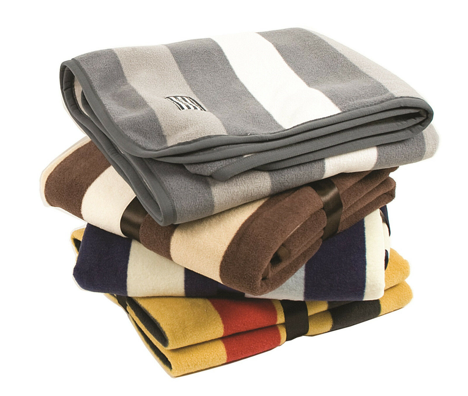 Horseware Fleece Throw 3 PK Ideal Para Muestra viajes pernoctaciones espectadores