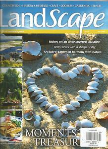 Landscape Magazine July 2018 Life At Nature S Pace Ebay