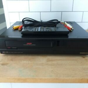 Samsung-VHS-VCR-Model-VR3710-4-Head-VCR-With-Recording-very-good-cond-Tested