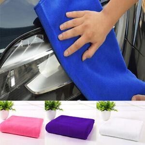 Microfiber-Cleaning-Hand-Car-Wash-Towels-Soft-Bathroom-Kitchen-Cloth-Dishcloth