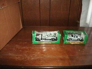 2003 Hess Miniature Patrol Car  100/% Mint-in-Box   2003 Hess Mini Truck