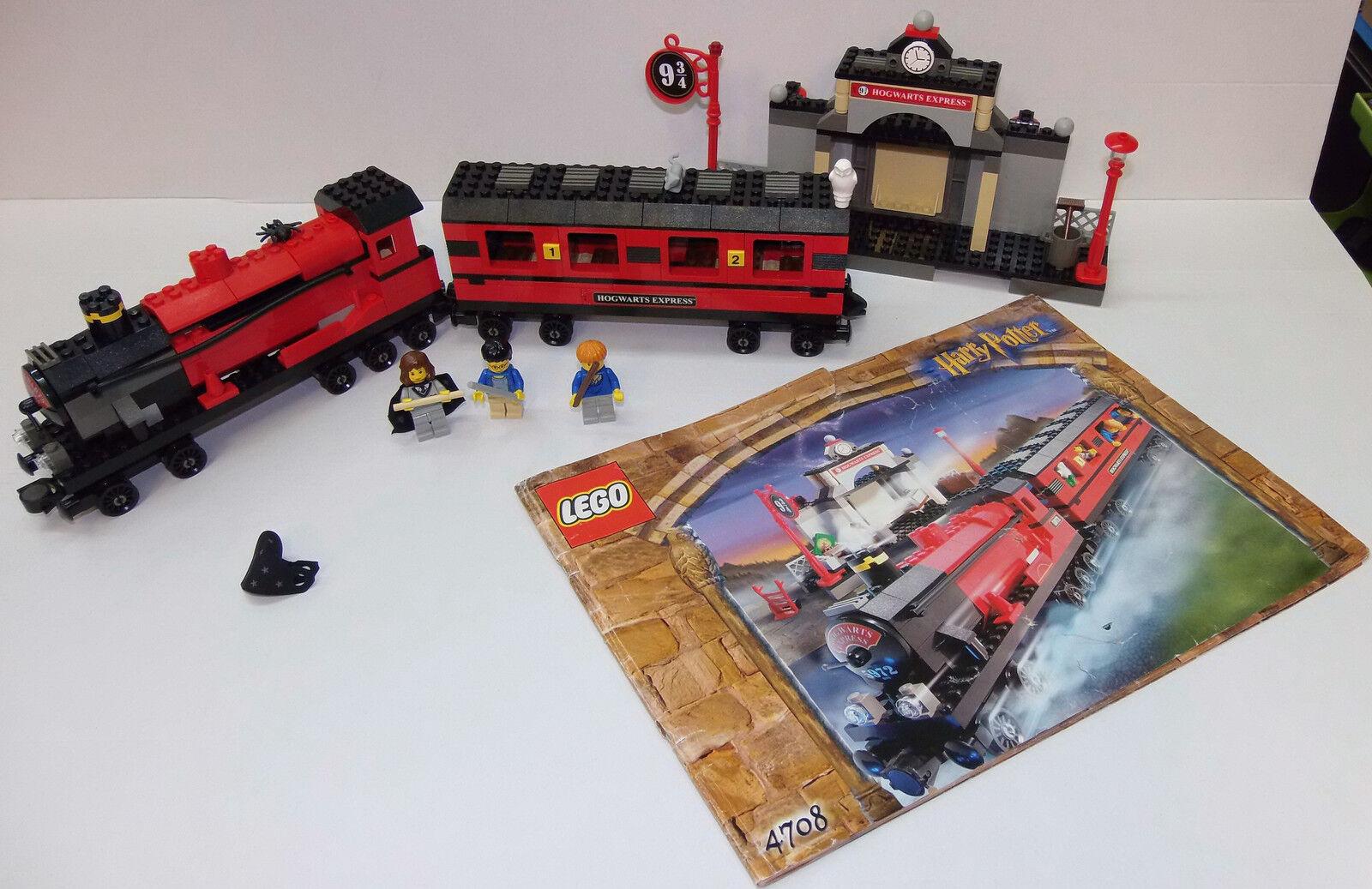 LEGO 4708 Harry Potter Hogwarts Express Hermine Granger Ron Weasley  2 OBA
