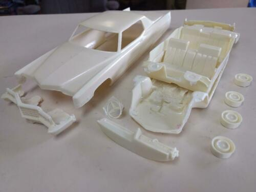 Vics Resins 69 Cadillac resin body