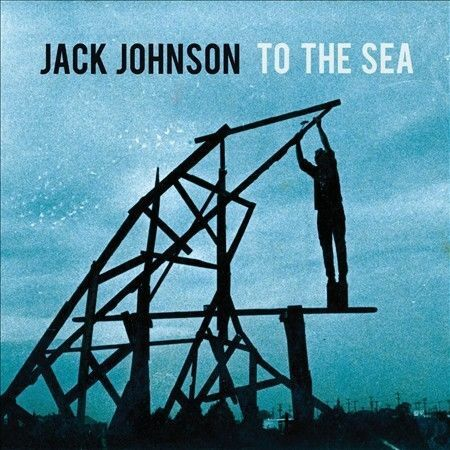 1 of 1 - JACK JOHNSON - TO THE SEA CD *NEW*