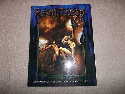 Demon the Fallen Fear to Tread