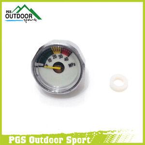 40MPA Mini Micro Luminous Gauge Manometer For PCP Air Rifle AirForce Condor M10