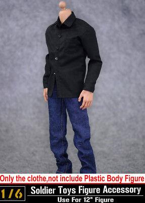 Details about  /SJ008 1//6 Male Soldier Slim Vest Tops Clothes Fit 12inch HT PH Action Figure Toy