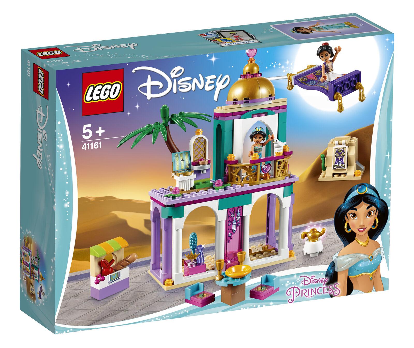 LEGO Aladdin and Jasmine's Palace Adventures Set (41161) (41161) (41161) 6445ca