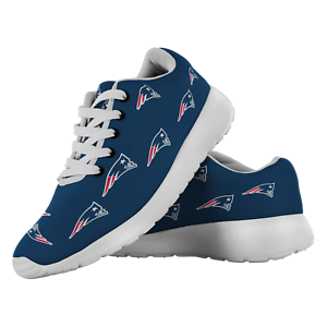 Details about New England Patriots Football Shoes Printed Sneakers Patriots  Baby Tom Brady Fan