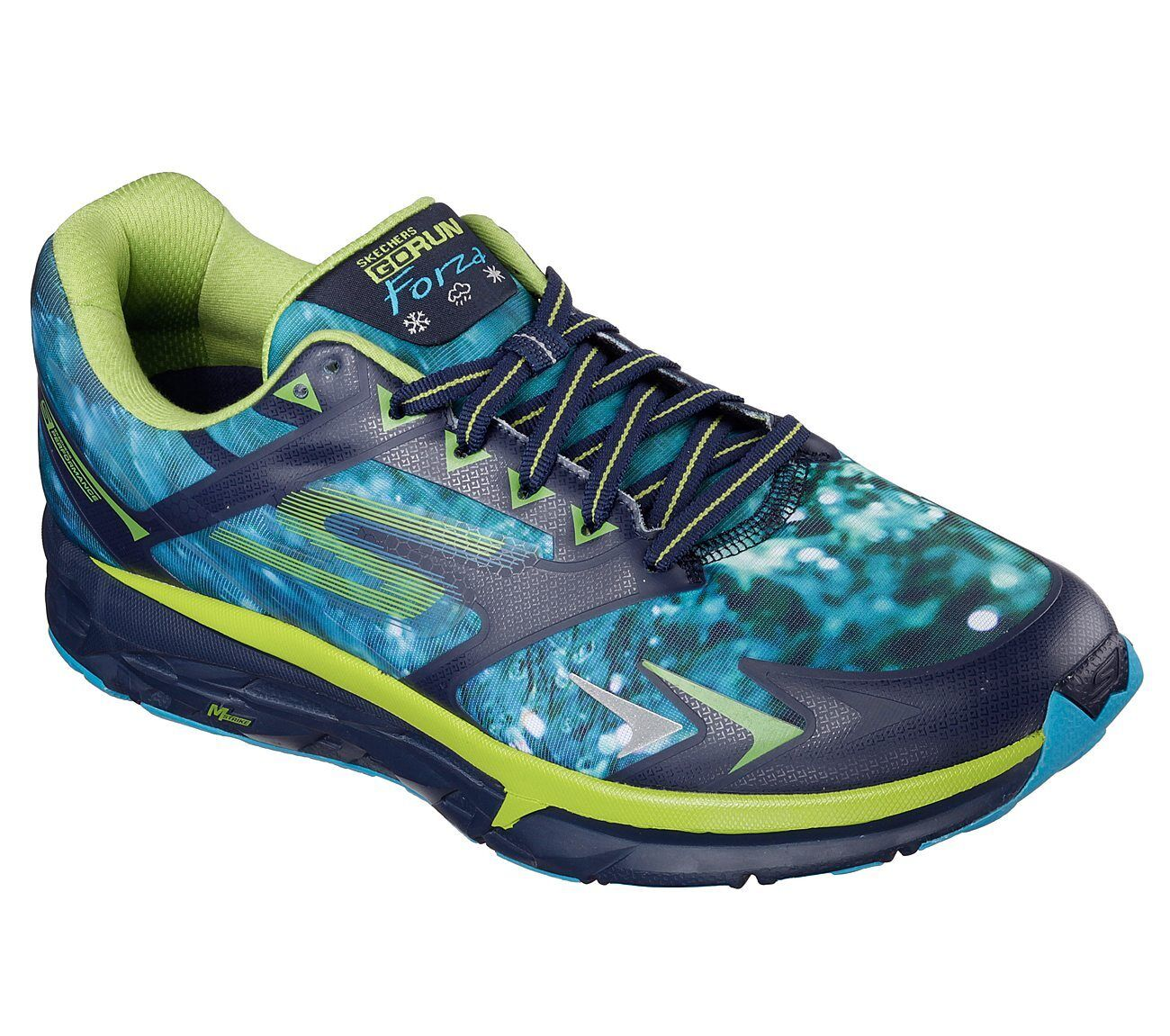 Brand New Skechers Go Run Forza Climate Series Running Shoes - Mens Comfortable