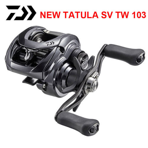 NEW 2020 DAIWA TATULA SV TW 103H 103HL 103HS 103HSL 103XS 103XSL Low profile bai