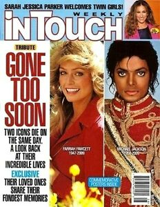 Farrah-Fawcett-Michael-Jackson-Magazine-In-Touch-Weekly-2009-Double-Tribute-Mint