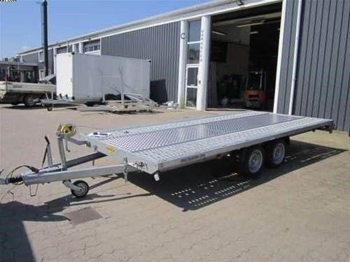 Autotrailer, Humbaur Humbaur MTK 304722, lastevne (kg):