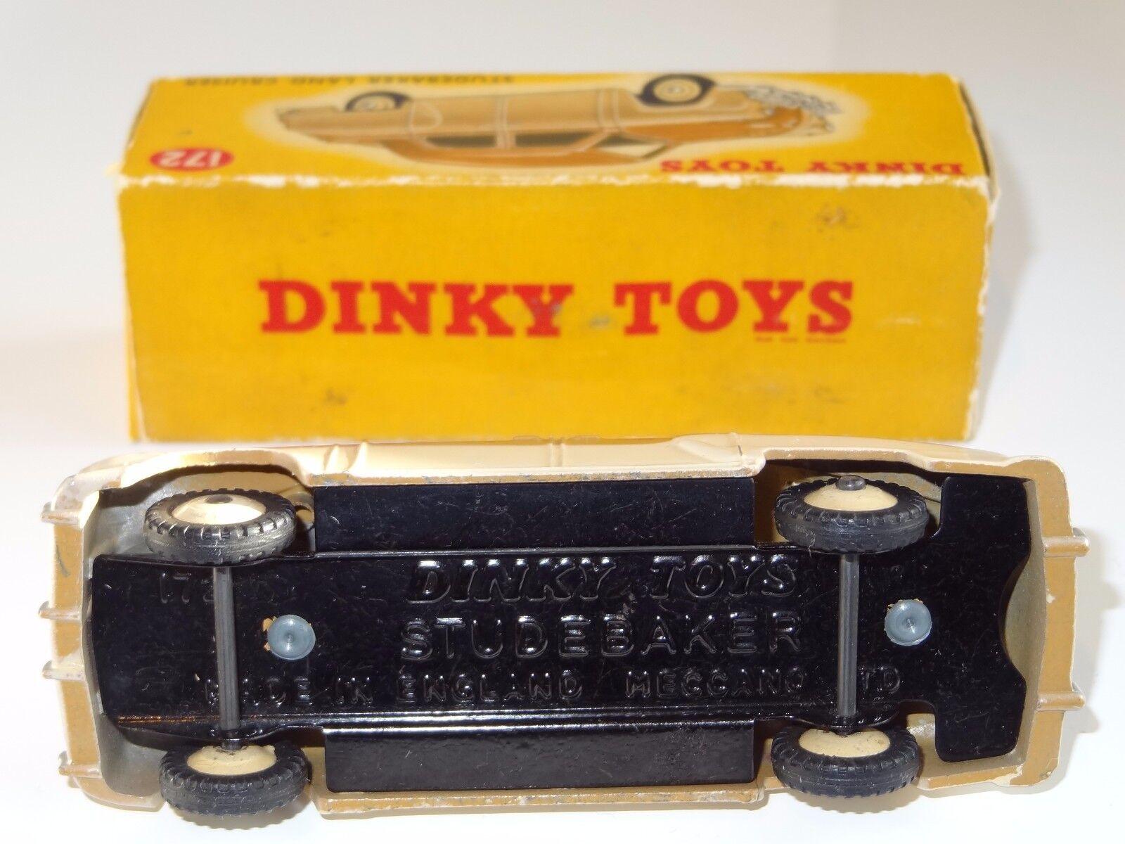 DINKY STUDEBAKER LAND CRUISER Lowline - - - 172 726301