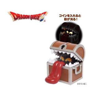 11cm cute taito Dragon Quest AM shiny piggy bank mimic /& Cannibox Cannibox ver