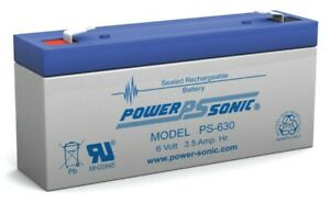 BATTERY-FOR-ALARIS-280-KEOFEED-2-INFUSION-PUMP-6V-3-5-AH-EACH