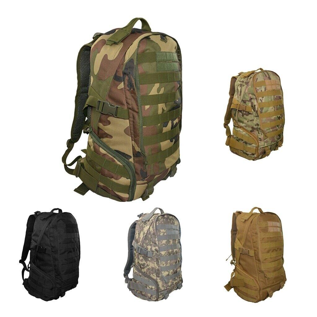 35L Molle Zaino Outdoor Zaino Tattico Militare Assault Campeggio Trekking