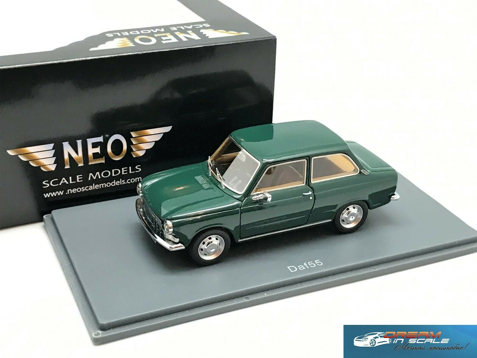 Daf 55 grön NEO43342 1 43