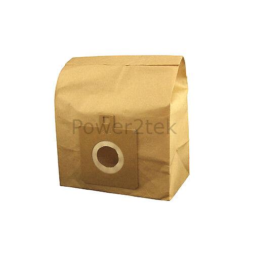 KS1202 KS1204 DUST Vacuum Cleaner LIDL 10 x U59 Dust Bags for Delta